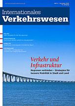 Titelseite des Mobilitätsmonitors Nummer 11